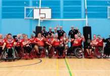 Wales Wheelchair Rugby League win 5th Celtic Cup