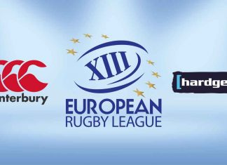 European Rugby League sign kit deal with manufacturers Canterbury