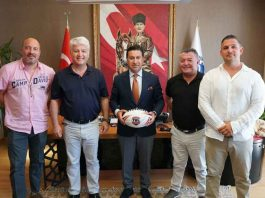 Turkey to host Euro D matches
