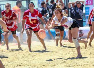 Beach Rugby League