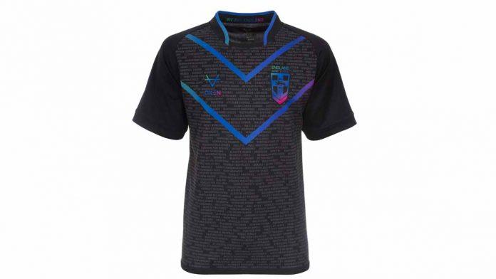 England Community Rugby League Shirt