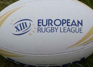 European Rugby League Ball