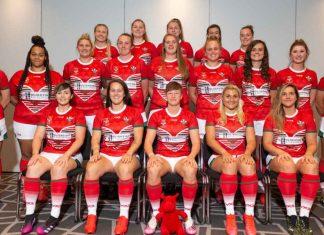 Wales RL Womens Team 2021