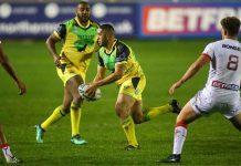 Jamaica v England Knights